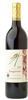 Frey Organic Sangiovese 2013 Sulphite free natural wine