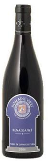 Renaissance Domaine Viret 2013 Sulphite free natural wine