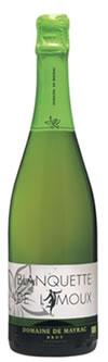 Domaine Mayrac Organic Blanquette de Limoux Brut Sans Sulfite 75cl