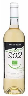 Domaine Mayrac Organic No SO2 Chenin Blanc 75cl