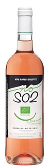 Domaine Mayrac Organic No SO2 Rose 75cl