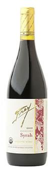 Frey Organic Syrah 2011/12 Sulphite free natural wine