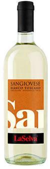 La Selva Organic Sangiovese Bianco IGT 2014 75cl